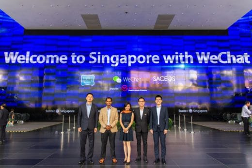 New opportunities for the MICE industry in Singapore. WeChat has launched MeetSG
